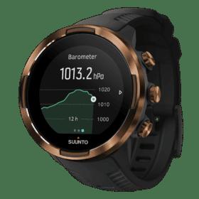 suunto 9 baro copper sporta pulkstenis - pulsometrs