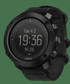 Suunto Traverse Alpha Stealth GPS pulkstenis - SUUNTOPULKSTENI.LV