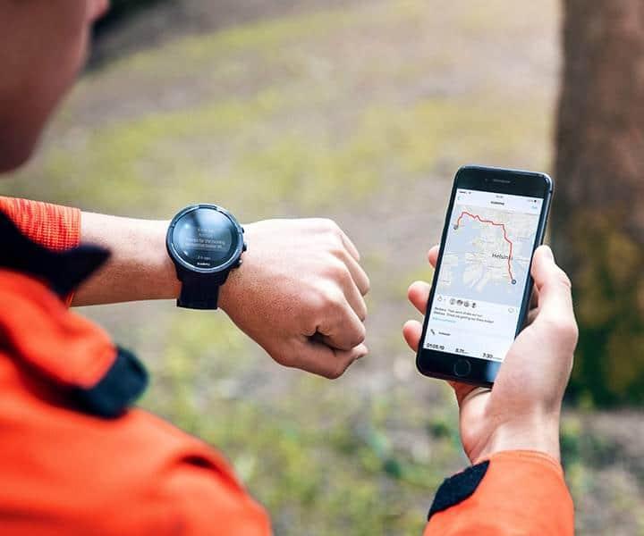 Suunto App Aplikācija - suuntopulksteni.lv