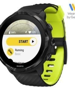Suunto 7 Black Lime smart pulkstenis