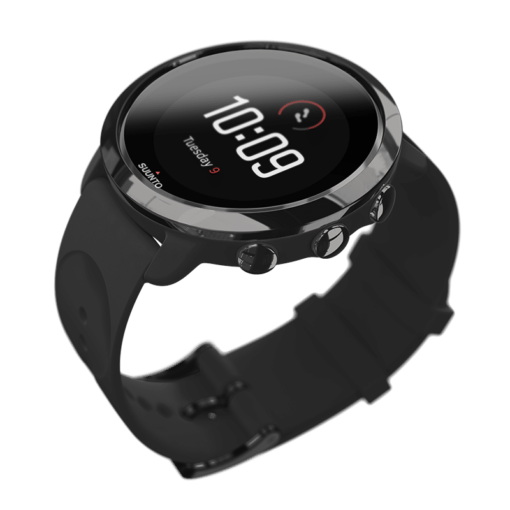 suunto 3 fitness all black fitnesa pulkstenis