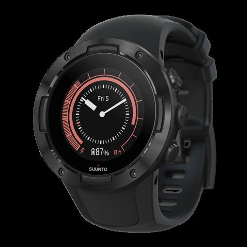 Suunto 5 All Black Sporta Pulkstenis - suunto pulksteņi
