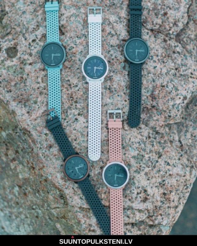Sieviešu rokas pulkstenis suunto 3 - suunto pulksteņi
