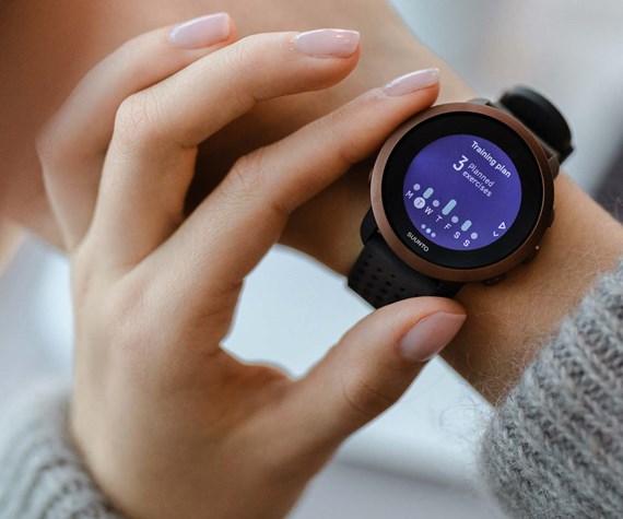 suunto 3 fitness aktivitāšu pārskats pulkstenī