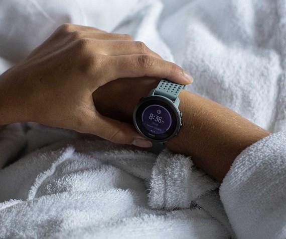 suunto 3 fitnesa sieviešu rokas pulkstenis ar miega kvalitātes ierakstu