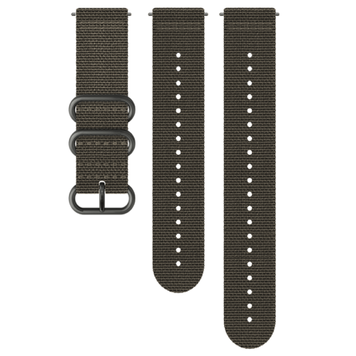 suunto pulksteņa neilona siksniņa explore - foliage gray- suunto rezerves daļas