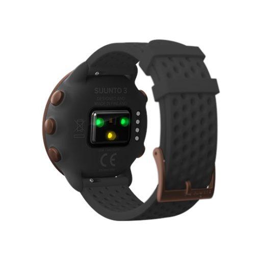 Sieviešu rokas pulkstenis Suunto 3 - slate grey copper ss050415000