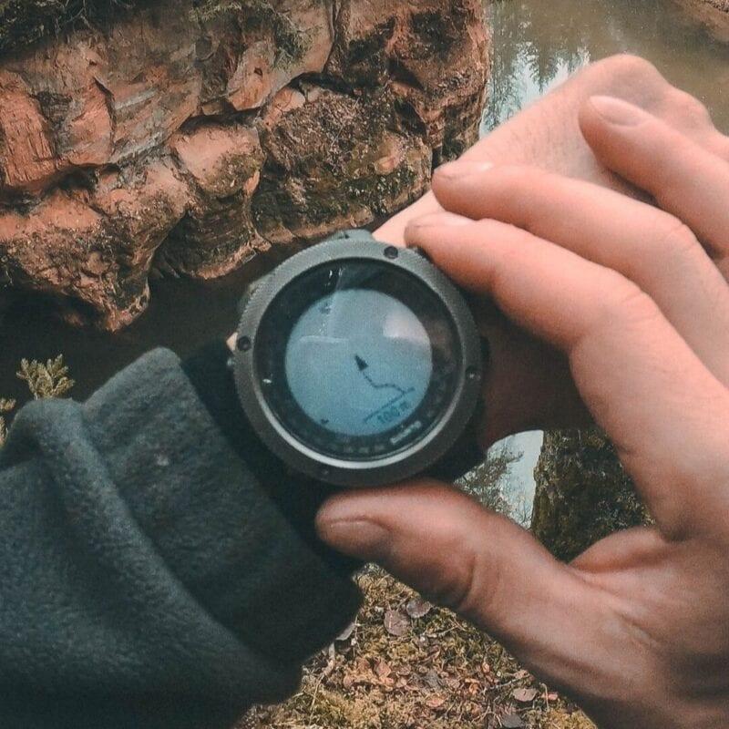Traverse Alpha GPS vīriešu pulkstenis