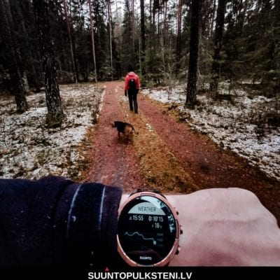 Suunto 9 Baro sporta pulkstenis - Laika apstākļu trends - Suunto plus