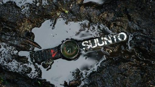 Suunto 9 baro titanium Ambassador sporta pulkstenis dubļos