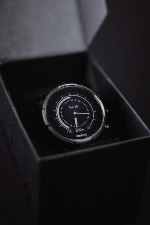 Suunto 9 baro Titanium - suuntopulksteni.lv - Vīriešu rokas pulkstenis