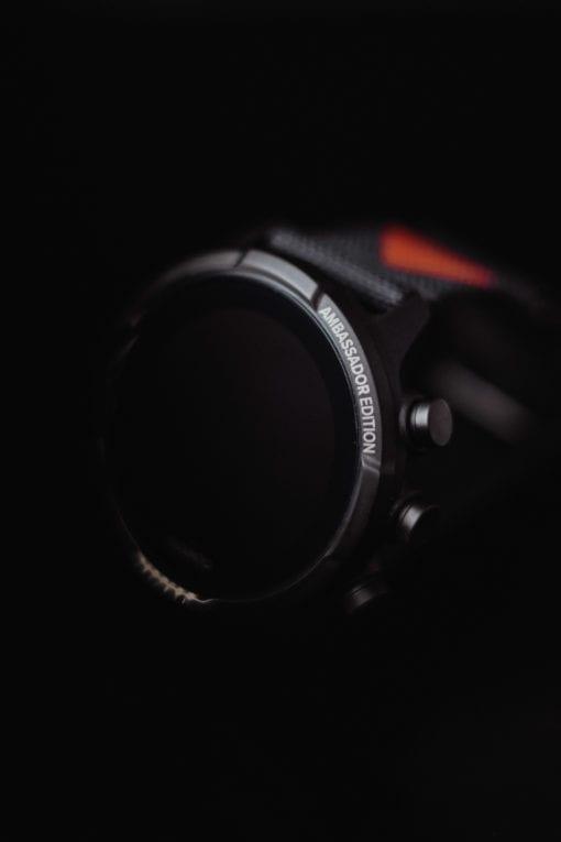 Suunto 9 Baro titanium Ambassador Edition vīriešu rokas pulkstenis